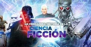 La verdadera historia de la ciencia ficción 1x01