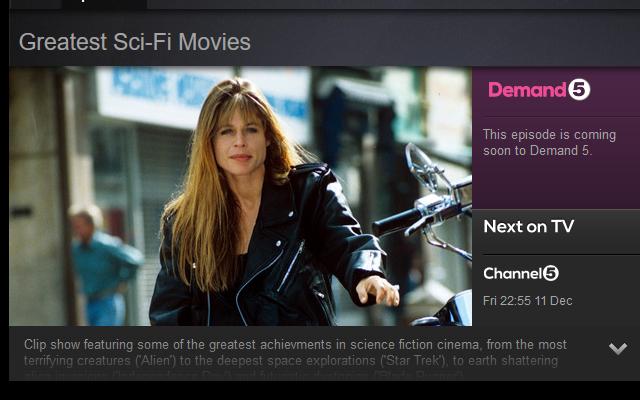 SCFI movie